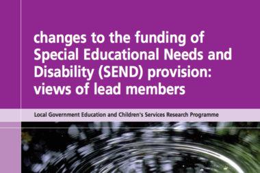 SEND Funding Proposals