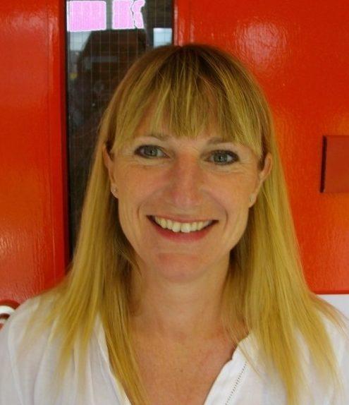 Vicky Cahill