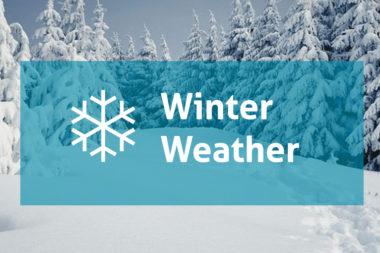 Winter Weather Procedures